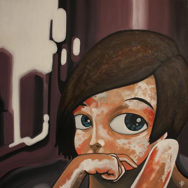 fille-triste-art-peinture