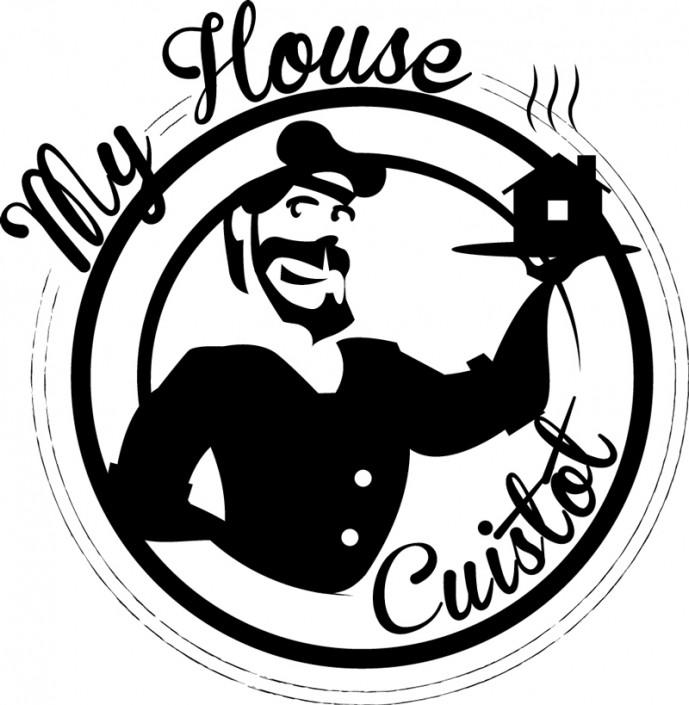 cuisinier logo myhousecuistot