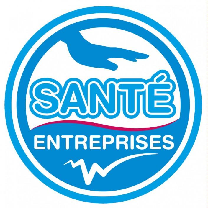 santé logo communication